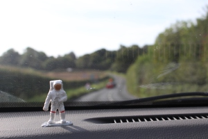 Travelling Astronaut